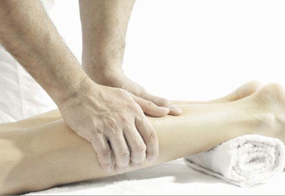 Массаж нижних конечностей при варикозном недуге