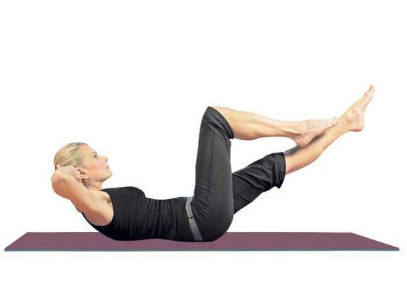 Лечебные упражнения при варикозе