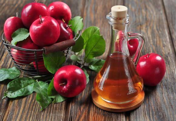 народное яблочное средство от варикоза