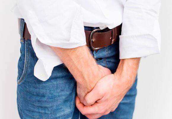 варикоз у мужчин в паху