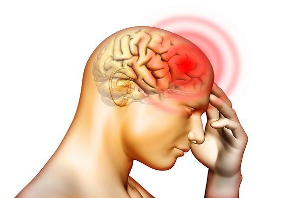 Тромб в мозге