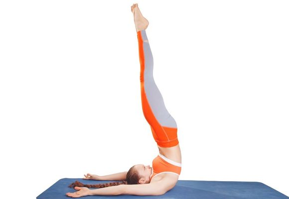 Упражнение березка