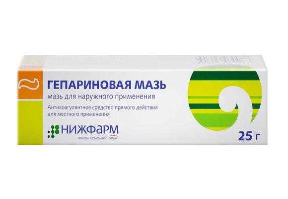 Тромбофлебит препараты для лечения