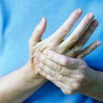 Кровяные сгустки в руке